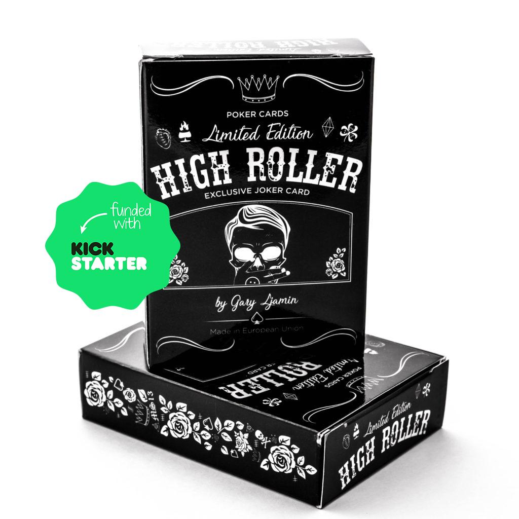 high roller cards
