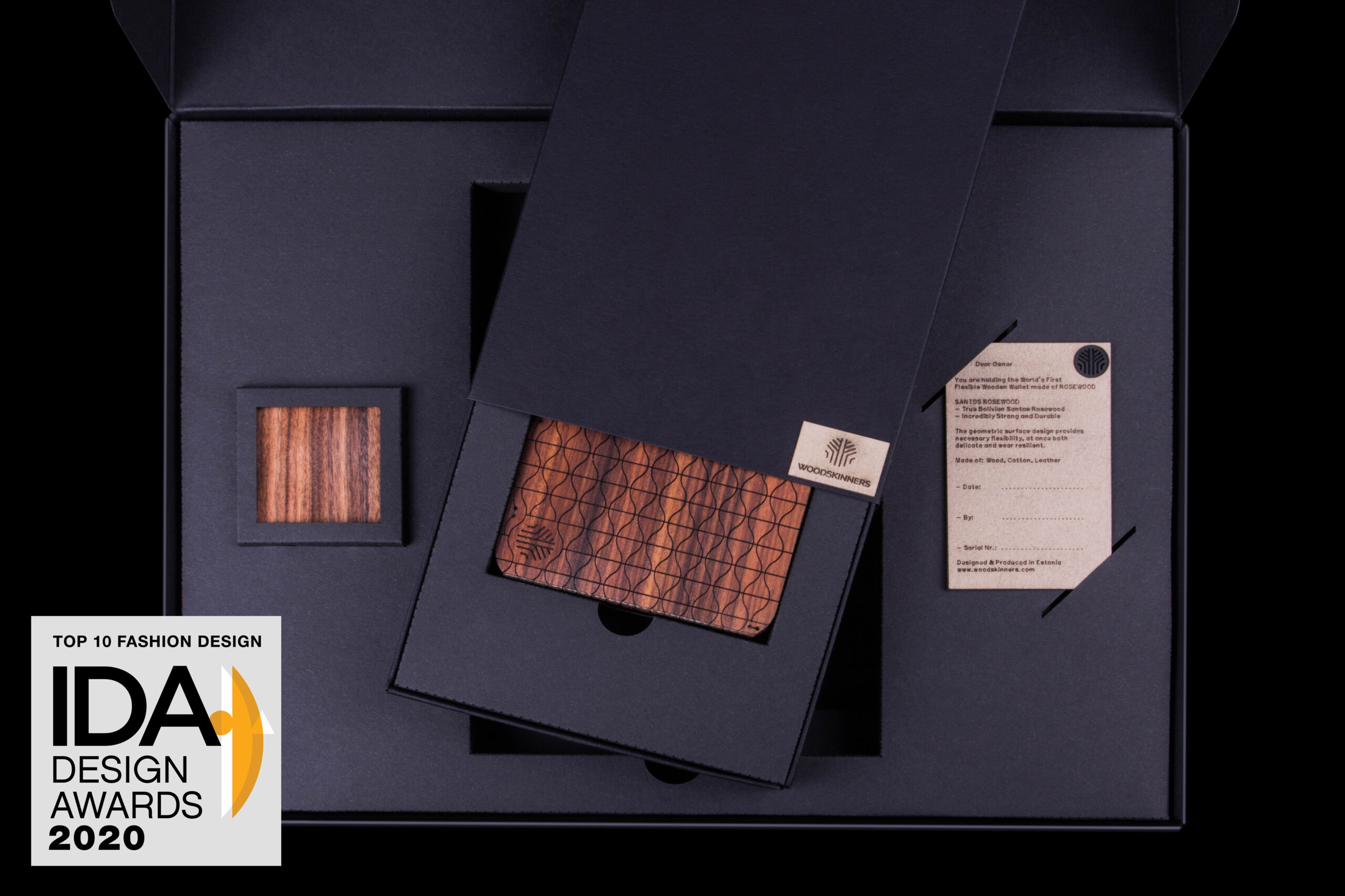 Woodskinners - IDA design awards